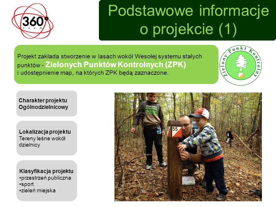 Podstawowe informacje o projekcie (1)