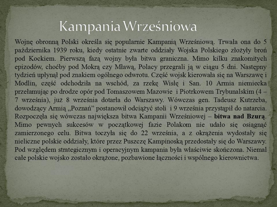 Kampania Wrześniowa