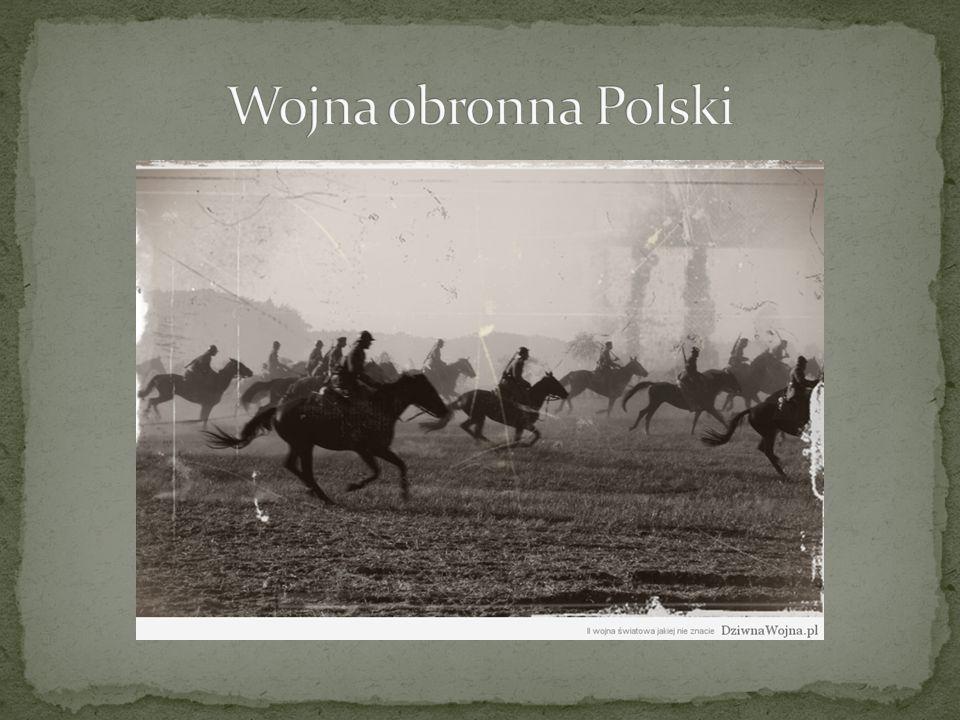 Wojna obronna Polski