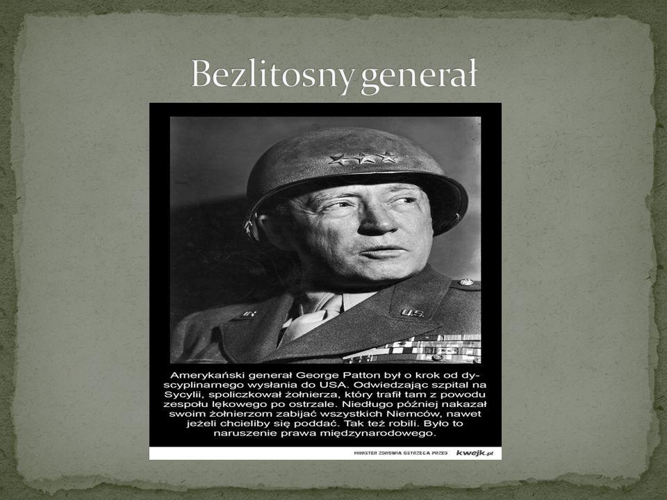 Bezlitosny generał