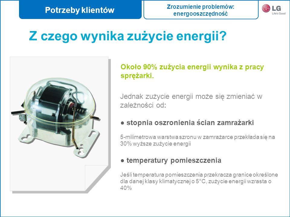 Zrozumienie problemów: energooszczędność