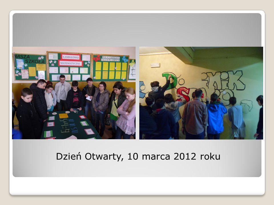 Dzień Otwarty, 10 marca 2012 roku