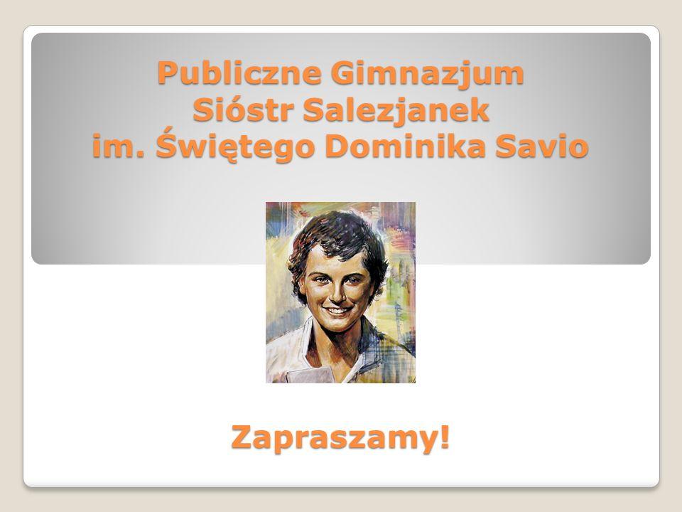 Publiczne Gimnazjum Sióstr Salezjanek im