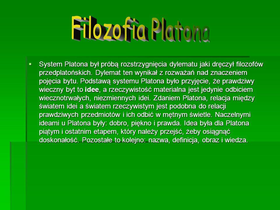 Filozofia Platona