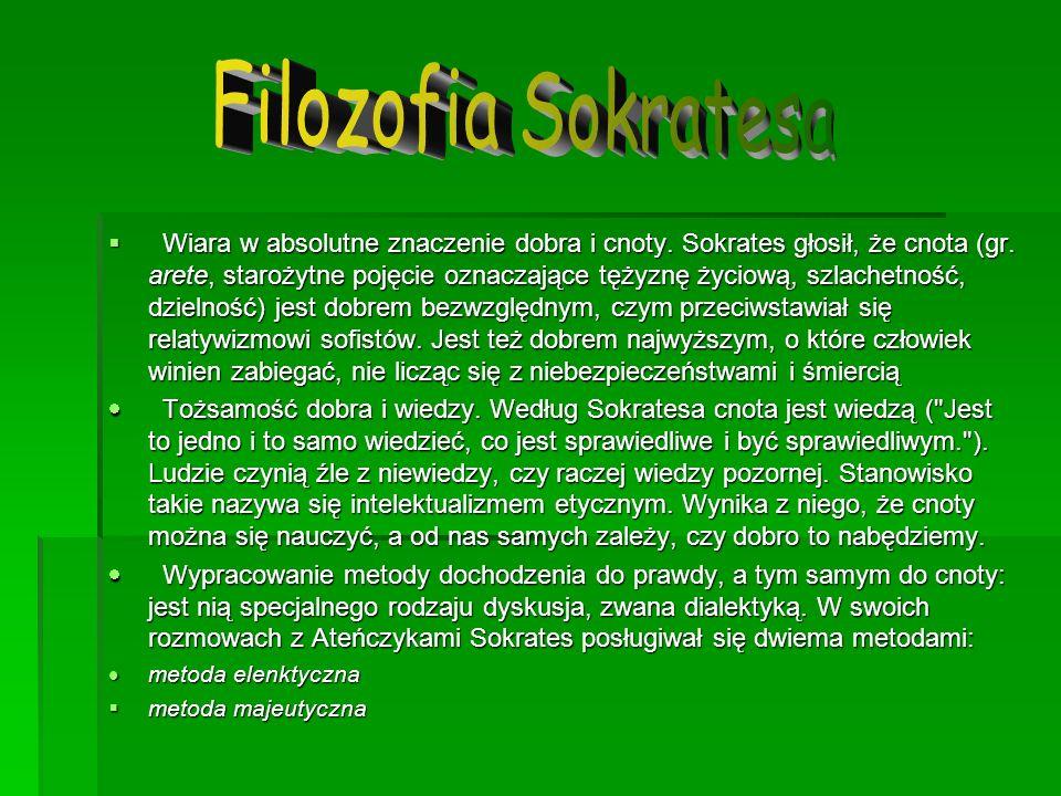 Filozofia Sokratesa