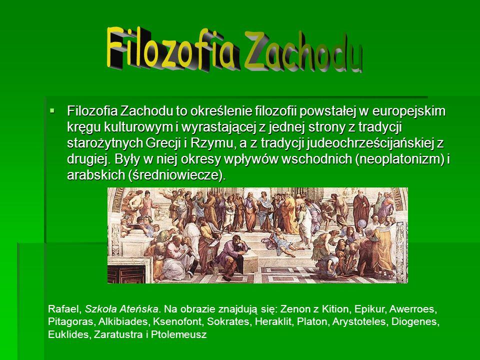 Filozofia Zachodu