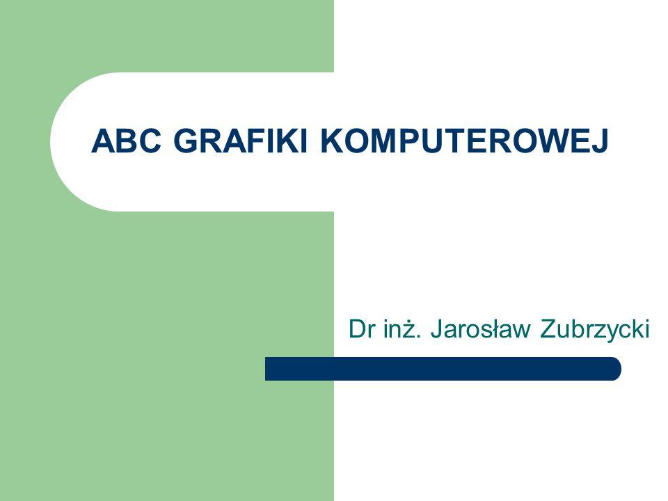 ABC GRAFIKI KOMPUTEROWEJ