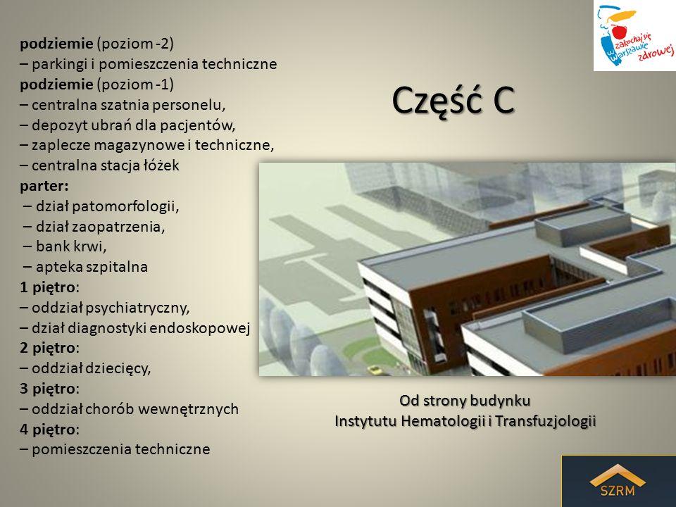 Instytutu Hematologii i Transfuzjologii