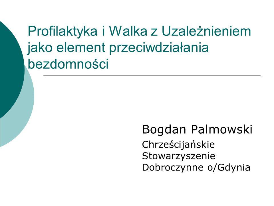 Bogdan Palmowski Chrześcijańskie Stowarzyszenie Dobroczynne o/Gdynia