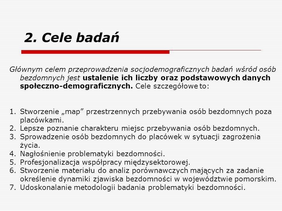 2. Cele badań