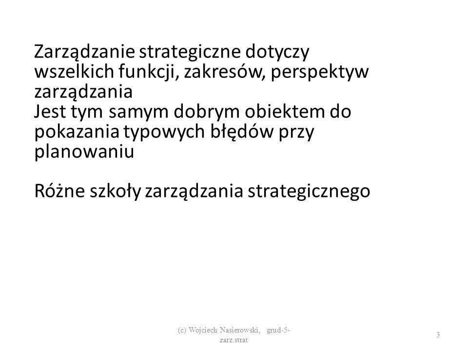 (c) Wojciech Nasierowski, grud-5-zarz.strat