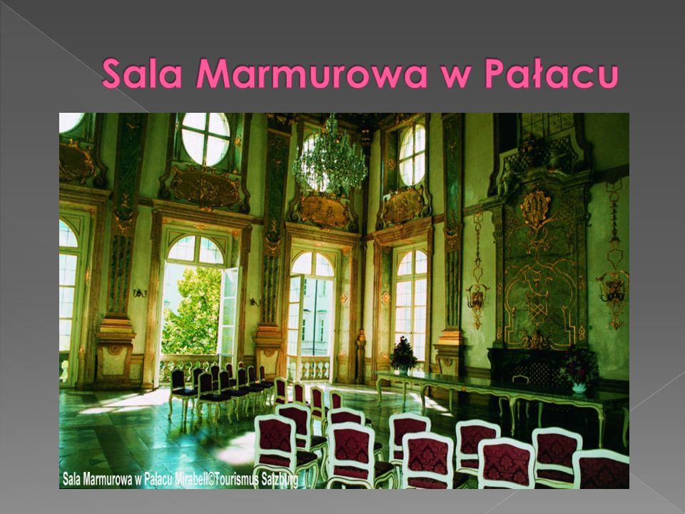 Sala Marmurowa w Pałacu