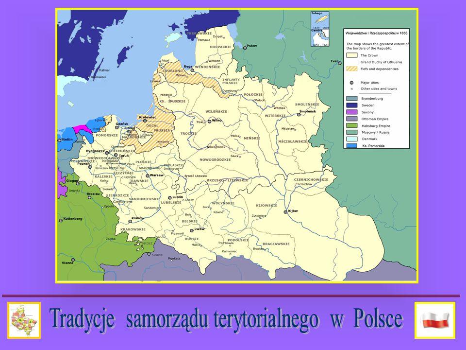 Tradycje samorządu terytorialnego w Polsce