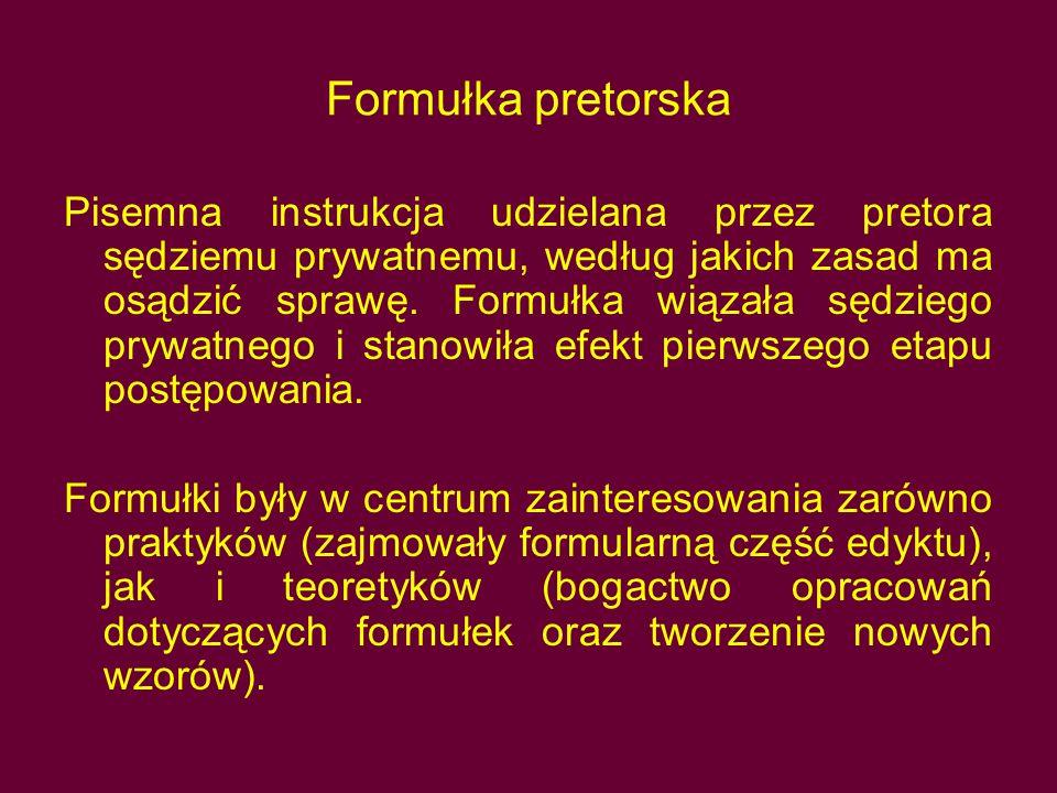 Formułka pretorska