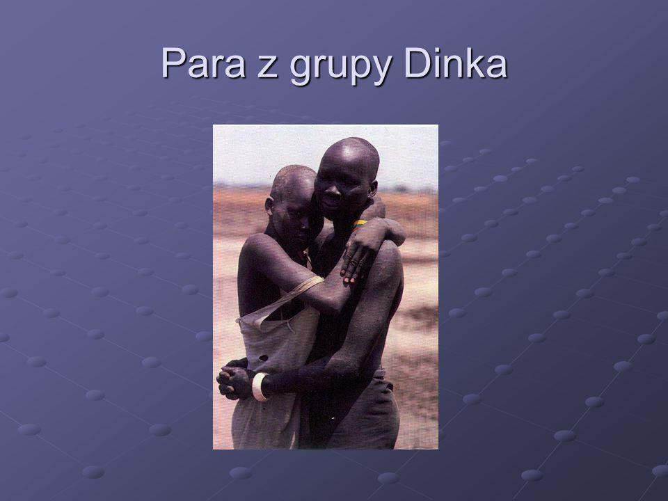 Para z grupy Dinka