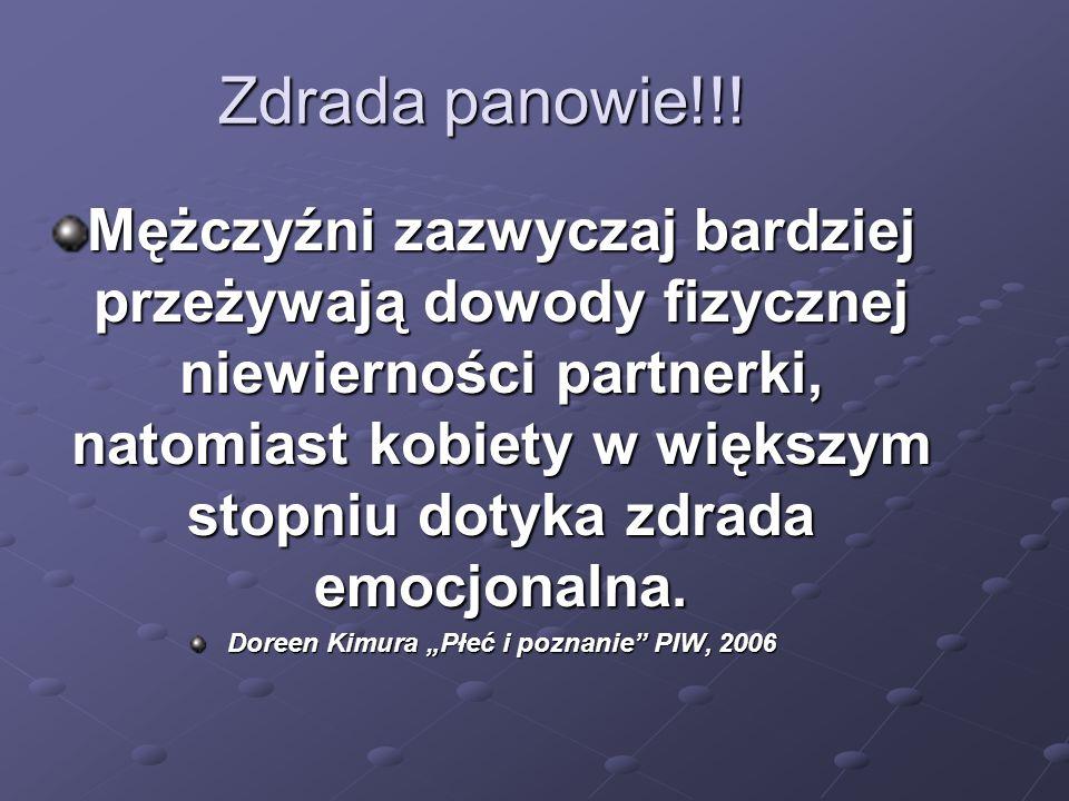 """Doreen Kimura """"Płeć i poznanie PIW, 2006"""
