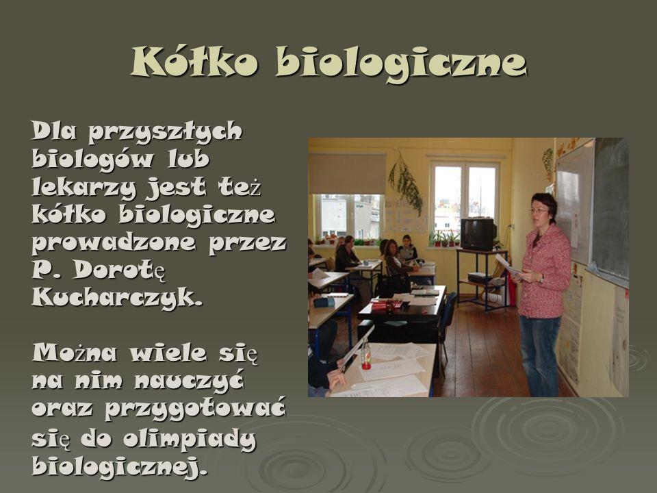 Kółko biologiczne