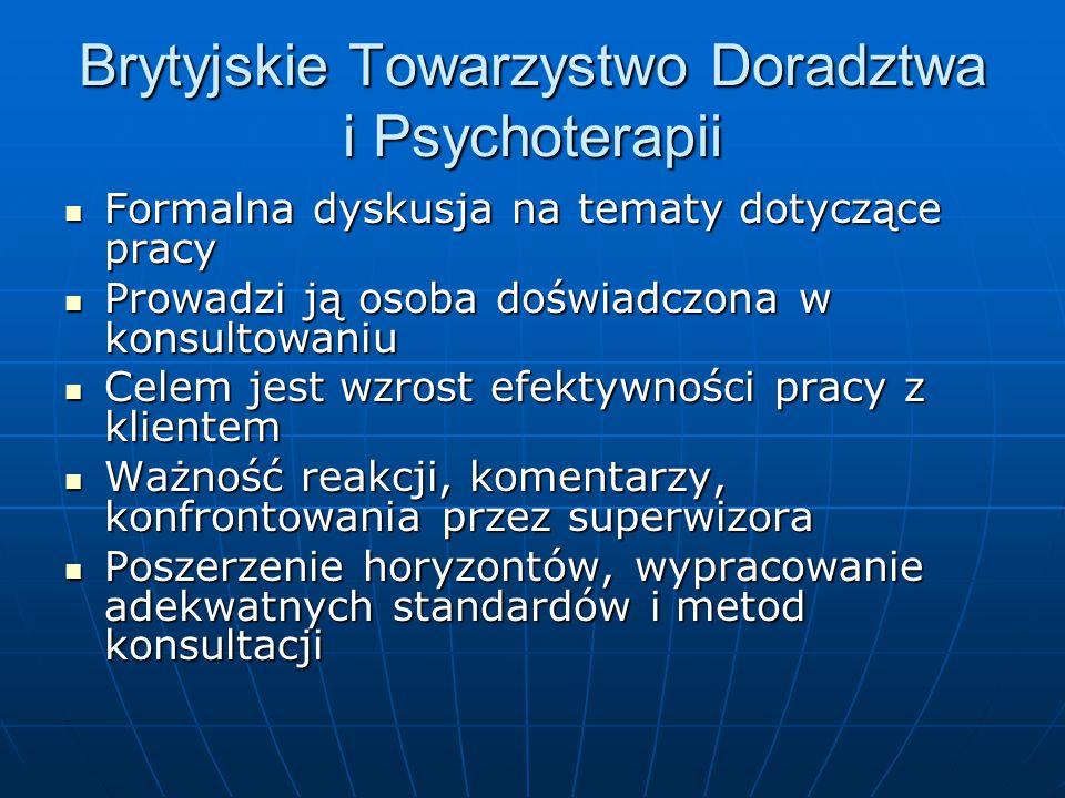 Brytyjskie Towarzystwo Doradztwa i Psychoterapii