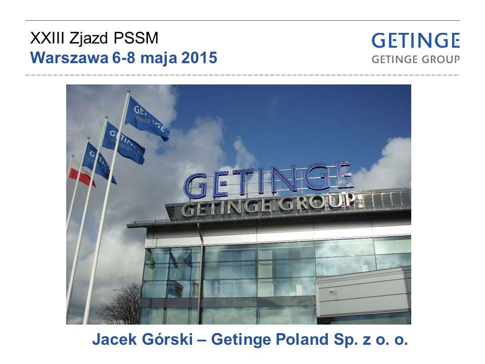 XXIII Zjazd PSSM Warszawa 6-8 maja 2015