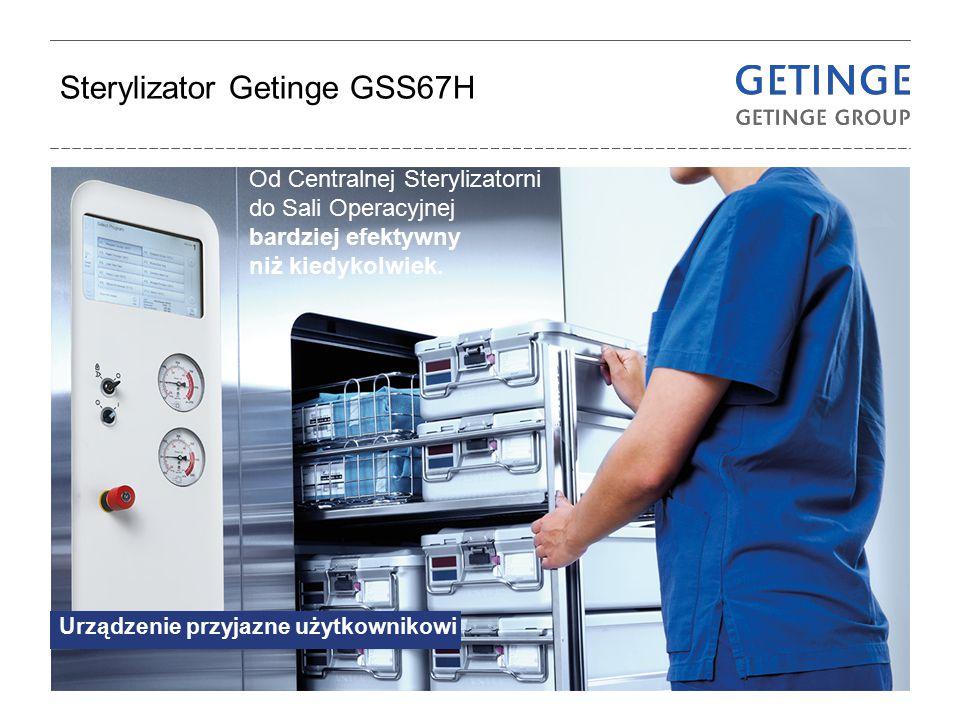 Sterylizator Getinge GSS67H