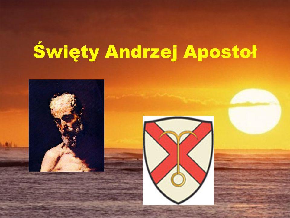 Święty Andrzej Apostoł