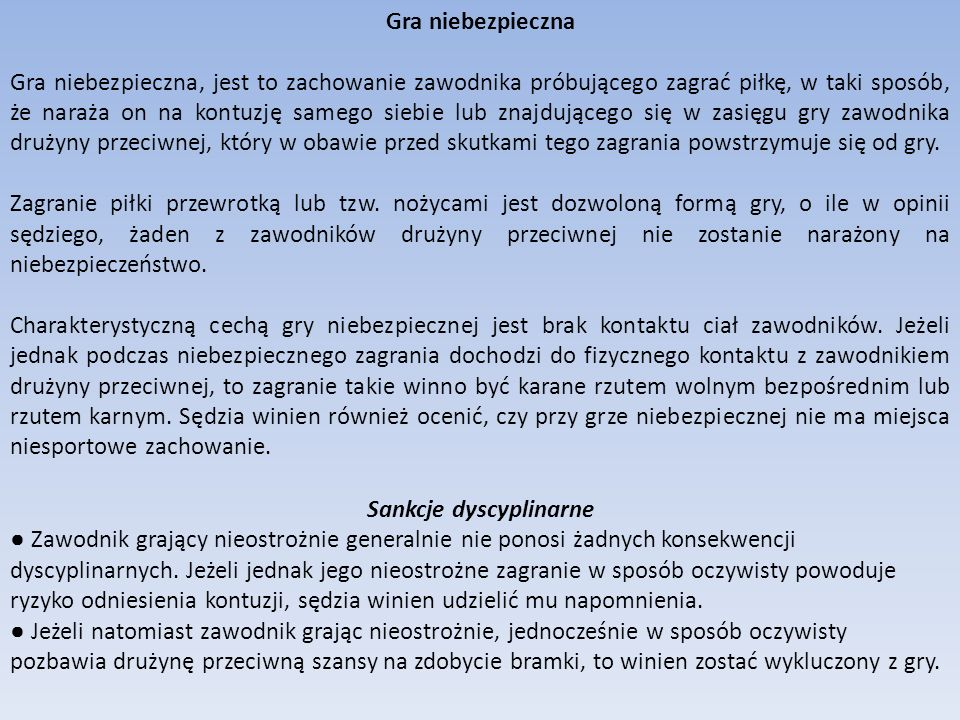 Sankcje dyscyplinarne