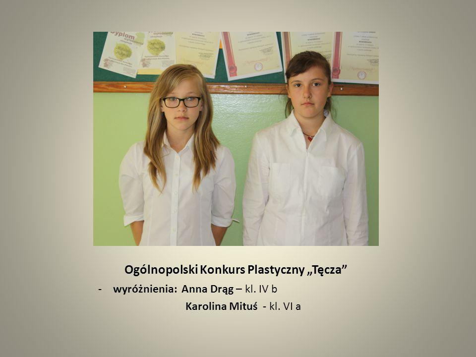 """Ogólnopolski Konkurs Plastyczny """"Tęcza"""