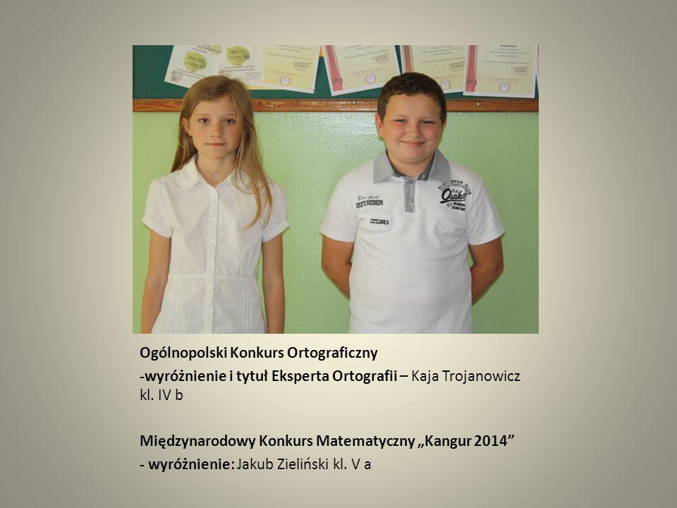 Ogólnopolski Konkurs Ortograficzny