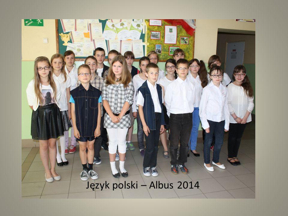 """5. Ogólnopolski Konkurs Języka Polskiego """"Albus 2014"""