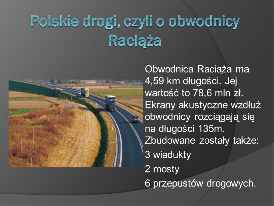 Polskie drogi, czyli o obwodnicy Raciąża