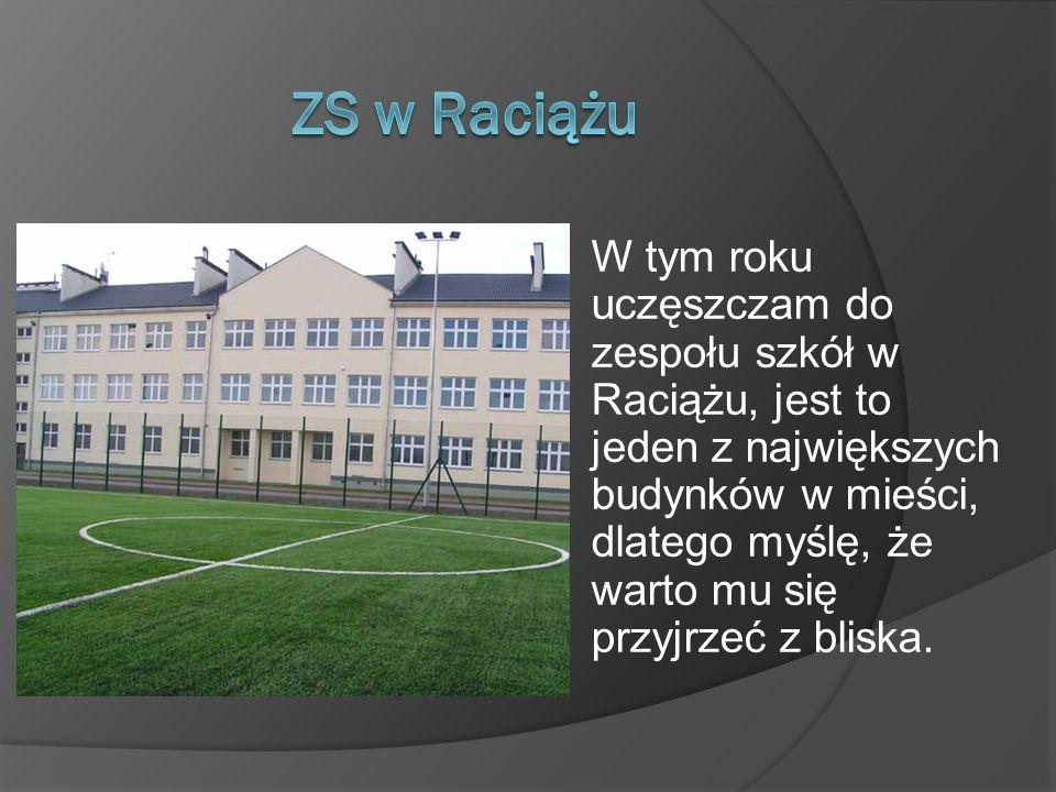 ZS w Raciążu