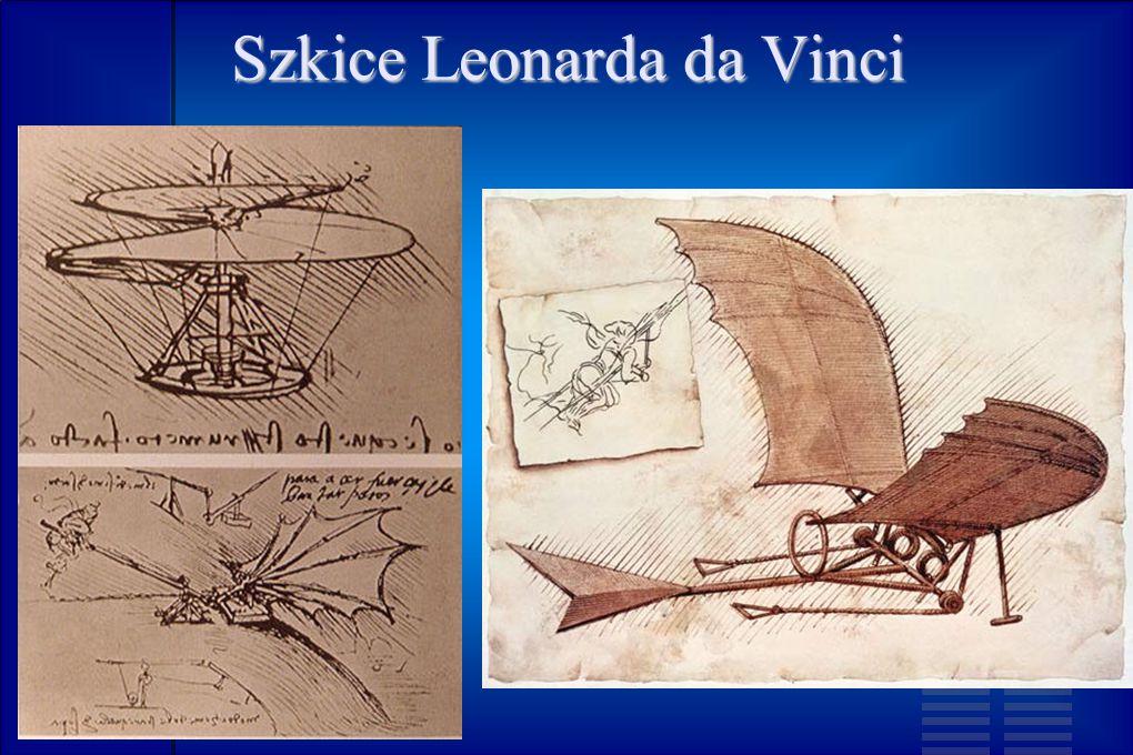Szkice Leonarda da Vinci