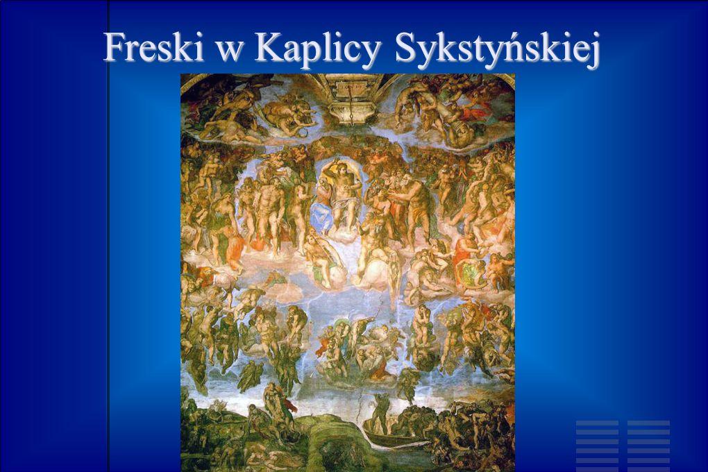 Freski w Kaplicy Sykstyńskiej