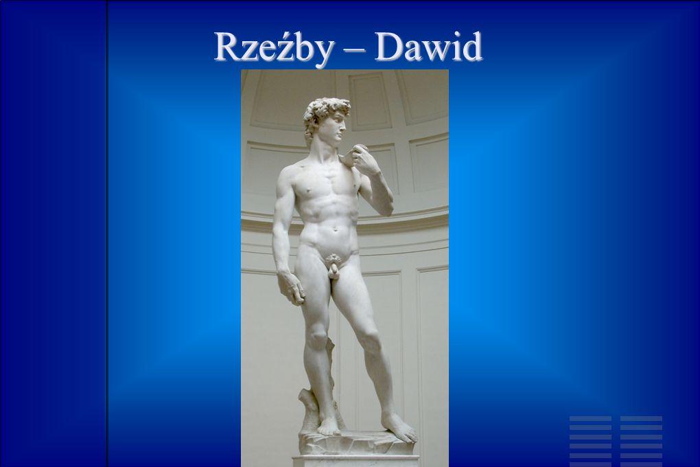Rzeźby – Dawid