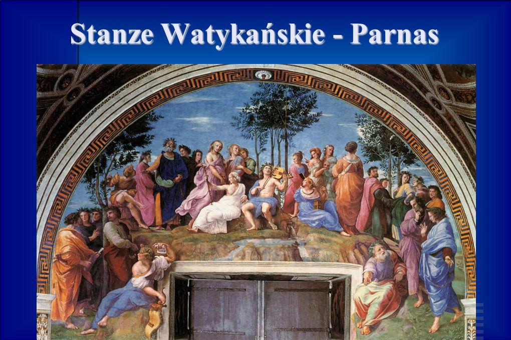 Stanze Watykańskie - Parnas