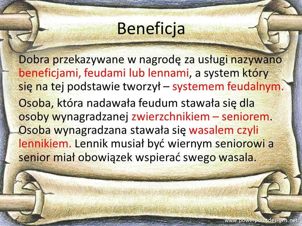 Beneficja