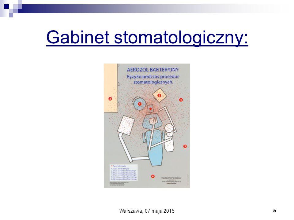 Gabinet stomatologiczny: