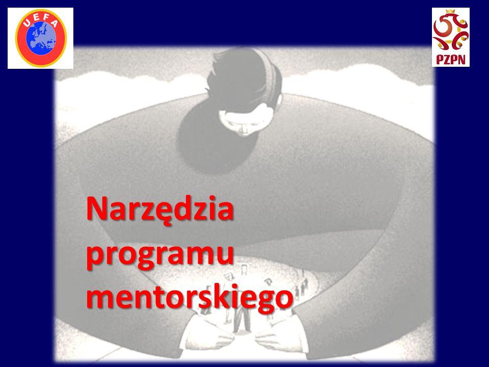 Narzędzia programu mentorskiego