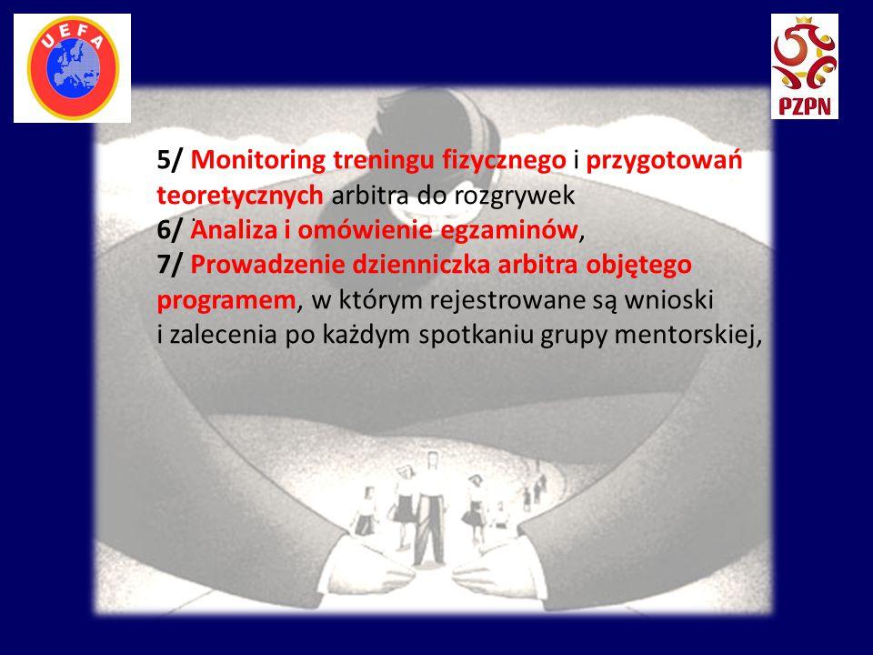 6/ Analiza i omówienie egzaminów,