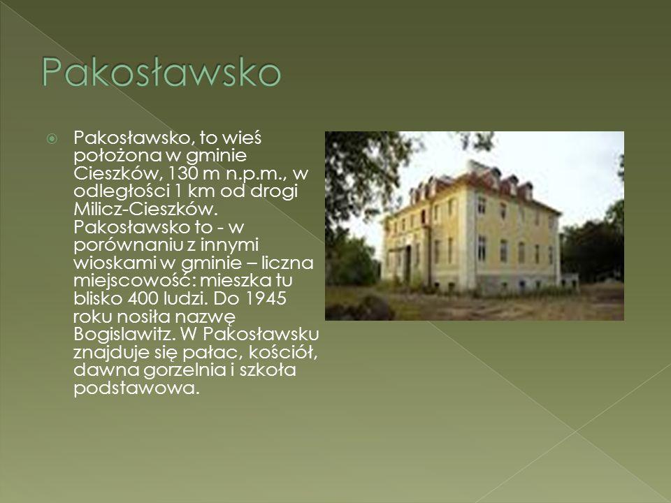 Pakosławsko