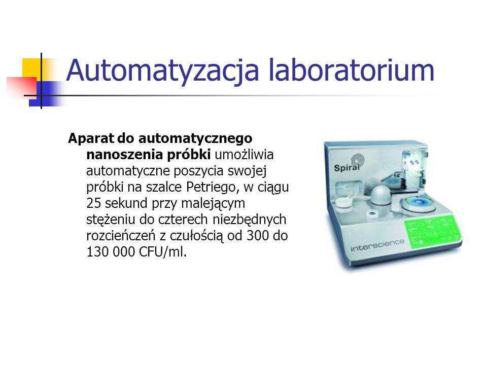Automatyzacja laboratorium