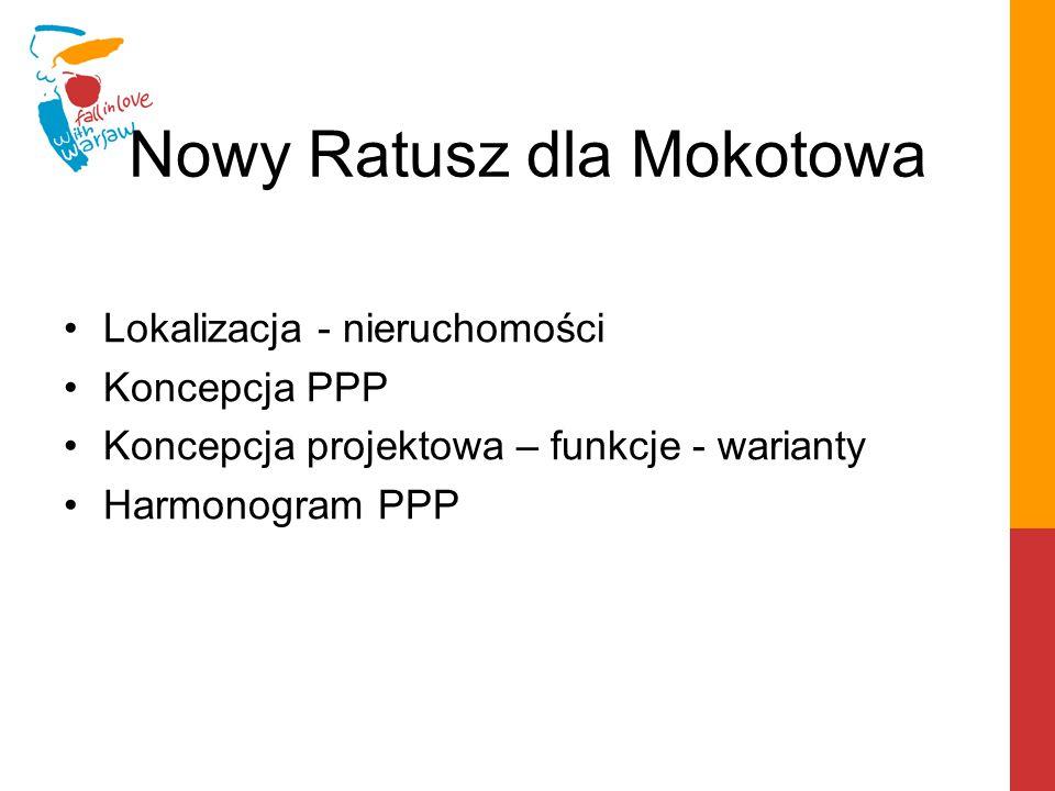 Nowy Ratusz dla Mokotowa