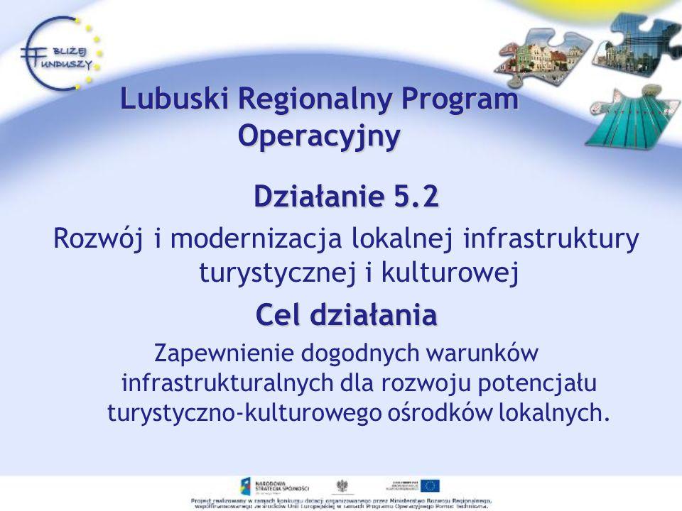 Lubuski Regionalny Program Operacyjny