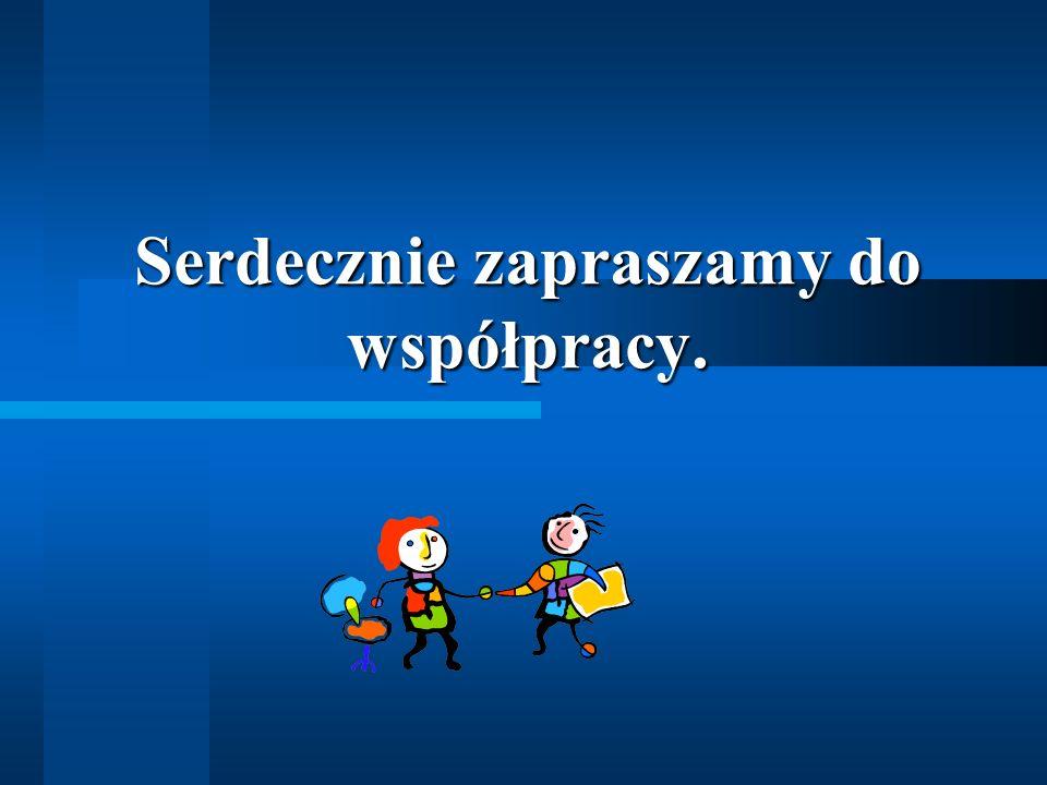 Serdecznie zapraszamy do współpracy.