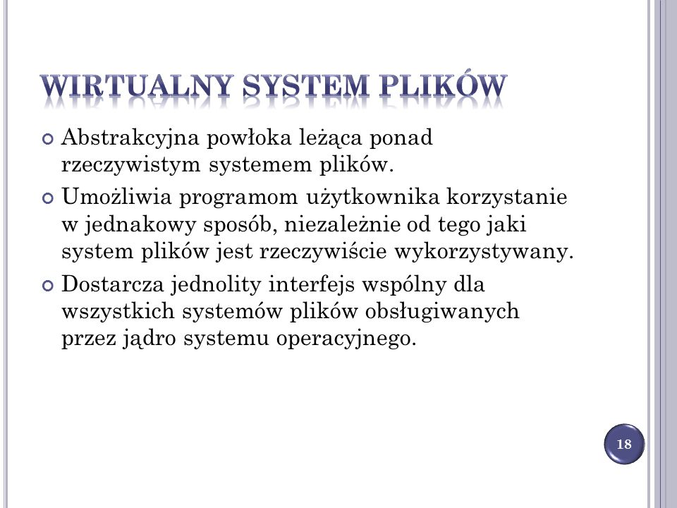 Wirtualny system plików