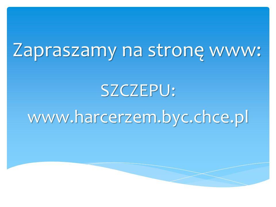 Zapraszamy na stronę www: