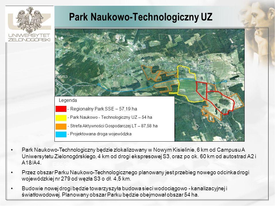 Park Naukowo-Technologiczny UZ