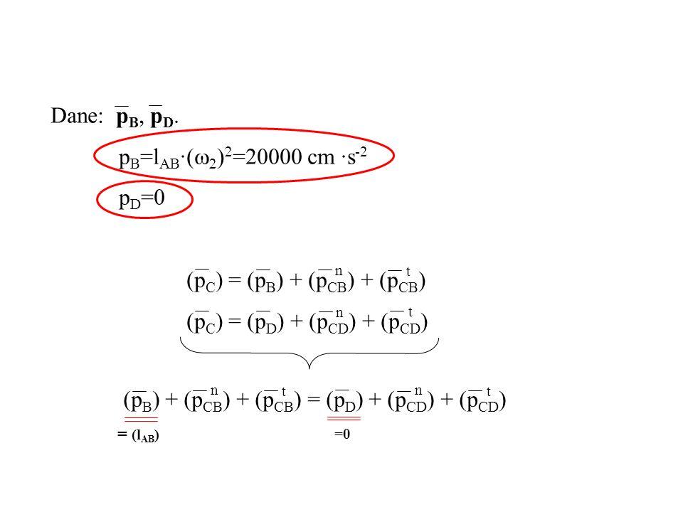 (pC) = (pB) + (pCB) + (pCB) (pC) = (pD) + (pCD) + (pCD) n t