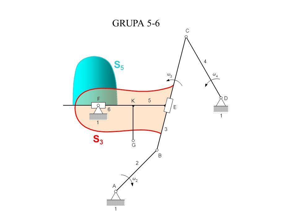 GRUPA 5-6 C S5 4 w w 3 4 F D K 5 E 6 1 1 3 S3 G B 2 w 2 A 1