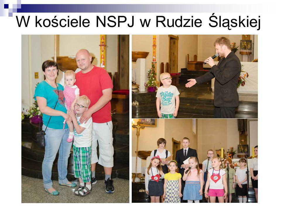 W kościele NSPJ w Rudzie Śląskiej
